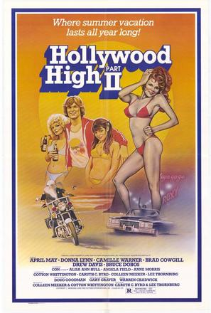 Hollywood High Part II - Movie Poster (thumbnail)