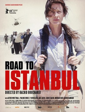 La route d'Istanbul - French Movie Poster (thumbnail)