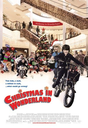 Christmas in Wonderland - Movie Poster (thumbnail)