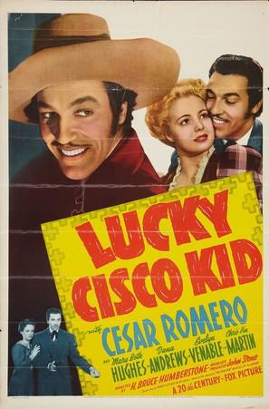 Lucky Cisco Kid - Movie Poster (thumbnail)