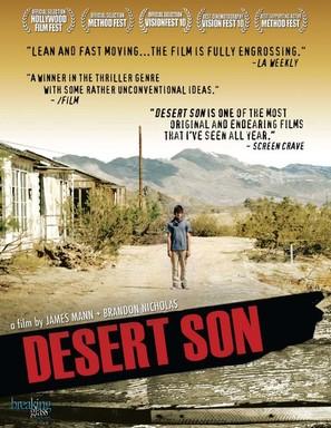 Desert Son - DVD cover (thumbnail)