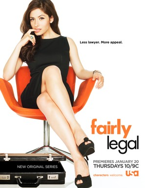 """Fairly Legal"" - Movie Poster (thumbnail)"