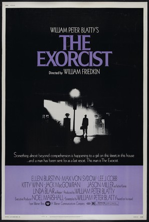 The Exorcist - Movie Poster (thumbnail)