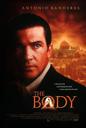The Body - Movie Poster (thumbnail)