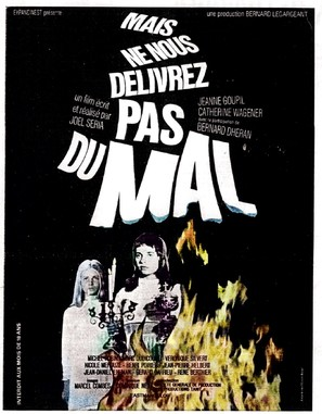 Mais ne nous dèlivrez pas du mal - French Movie Poster (thumbnail)