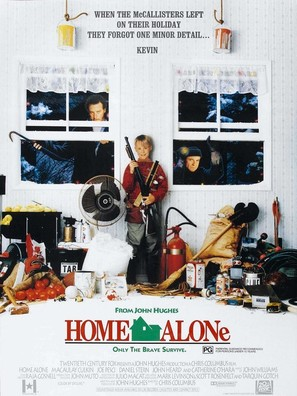 Home Alone - Australian Movie Poster (thumbnail)