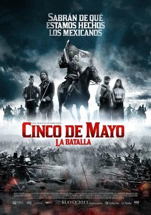 Cinco de Mayo: La batalla - Mexican Movie Poster (thumbnail)