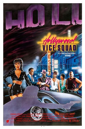 Hollywood Vice Squad - Movie Poster (thumbnail)