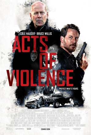 Acts of Violence - Movie Poster (thumbnail)