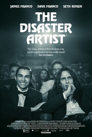 The Disaster Artist - Movie Poster (thumbnail)
