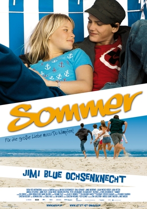 Sommer - German Movie Poster (thumbnail)