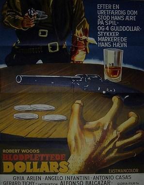 Dinamite Jim - Danish Movie Poster (thumbnail)