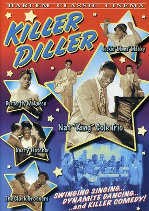 Killer Diller - DVD movie cover (thumbnail)