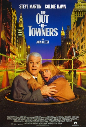 The Out-of-Towners - Movie Poster (thumbnail)