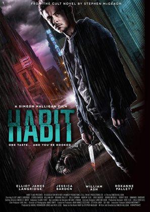 Habit - British Movie Poster (thumbnail)