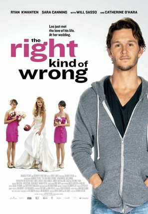 The Right Kind of Wrong - Movie Poster (thumbnail)
