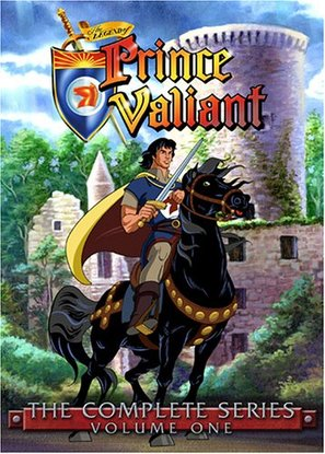 """""The Legend of Prince Valiant"""""