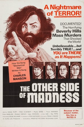 The Other Side of Madness - Movie Poster (thumbnail)