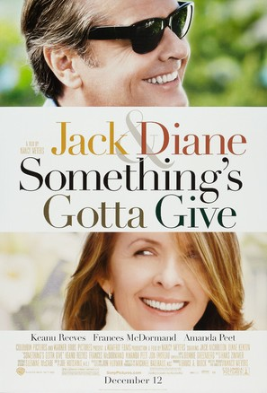 Something's Gotta Give - Movie Poster (thumbnail)