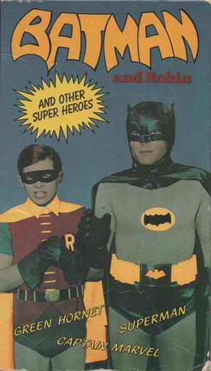 """""""Batman"""" - VHS movie cover (thumbnail)"""