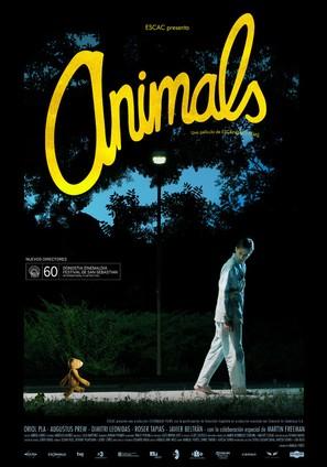 Animals - Spanish Movie Poster (thumbnail)