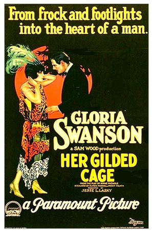 Her Gilded Cage - Movie Poster (thumbnail)