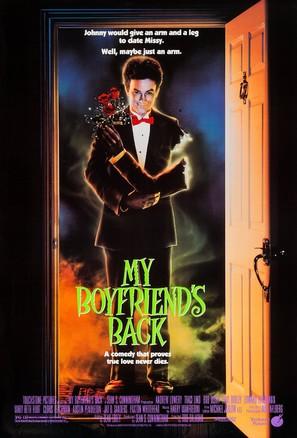 My Boyfriend's Back - Movie Poster (thumbnail)