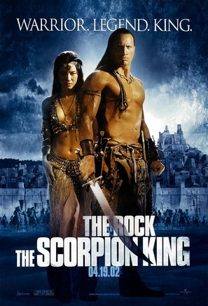 The Scorpion King - Movie Poster (thumbnail)