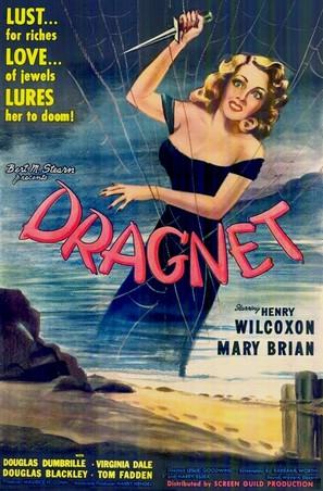 Dragnet - Movie Poster (thumbnail)
