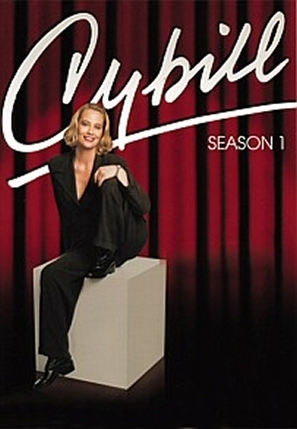 """Cybill"" - DVD movie cover (thumbnail)"