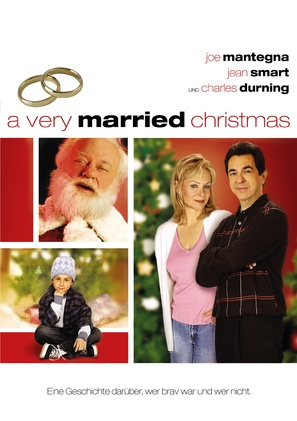 A Very Married Christmas - German poster (thumbnail)