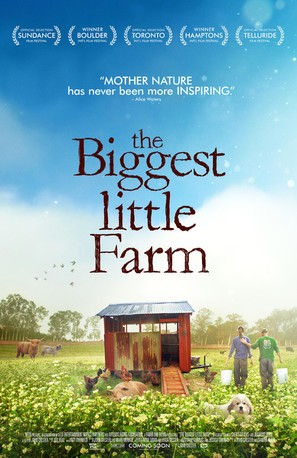 The Biggest Little Farm - Movie Poster (thumbnail)