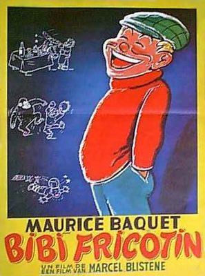 Bibi Fricotin - French Movie Poster (thumbnail)