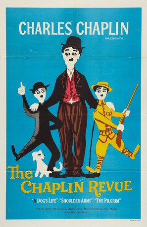 The Chaplin Revue - Movie Poster (thumbnail)