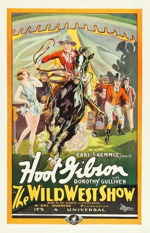 The Wild West Show - Movie Poster (thumbnail)