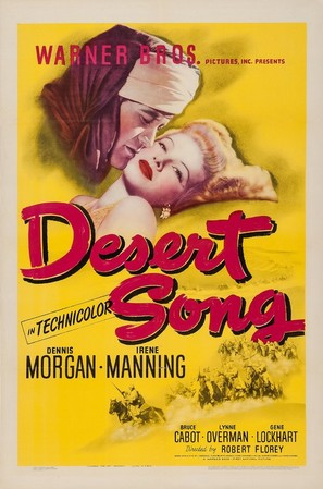 The Desert Song - Movie Poster (thumbnail)