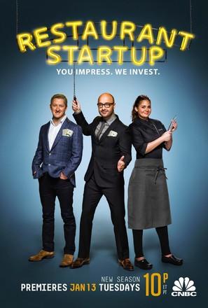 """Restaurant Startup"" - Movie Poster (thumbnail)"