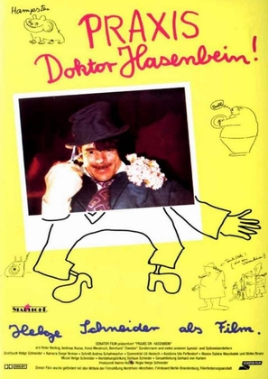 Praxis Dr. Hasenbein - German Movie Poster (thumbnail)