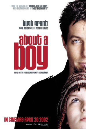 About a Boy - International Movie Poster (thumbnail)
