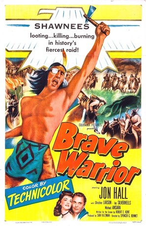 Brave Warrior - Movie Poster (thumbnail)