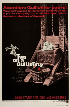 Two on a Guillotine - Movie Poster (thumbnail)