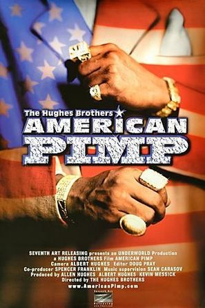 American Pimp - Movie Poster (thumbnail)