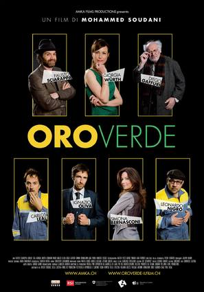 Oro verde - Swiss Movie Poster (thumbnail)
