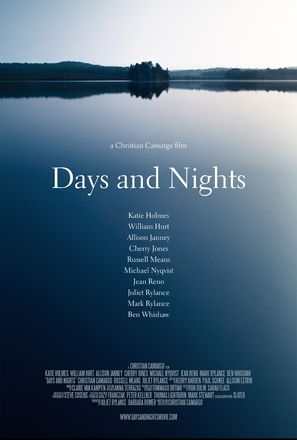 Days and Nights - Movie Poster (thumbnail)