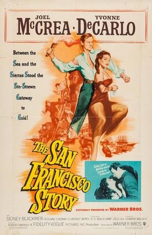 The San Francisco Story - Movie Poster (thumbnail)