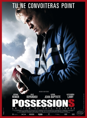 Possessions - French Movie Poster (thumbnail)