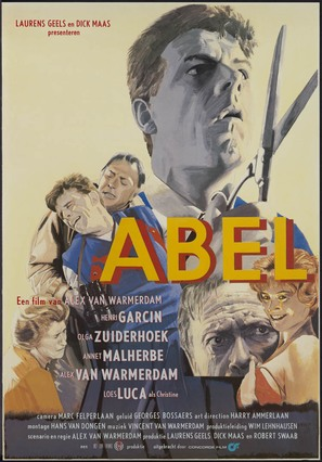 Abel - Dutch Movie Poster (thumbnail)