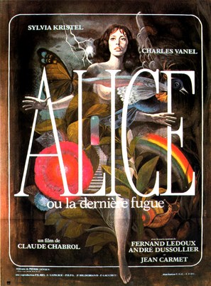 Alice ou la dernière fugue - French Movie Poster (thumbnail)