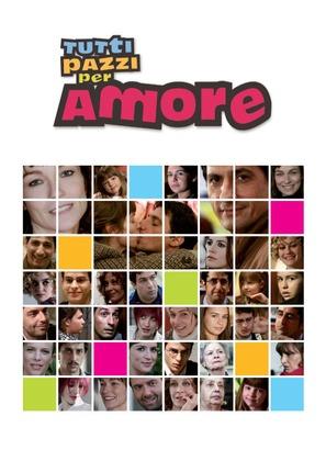 """""""Tutti pazzi per amore"""" - Italian poster (thumbnail)"""