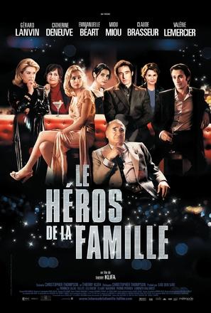 Héros de la famille, Le - Canadian Movie Poster (thumbnail)